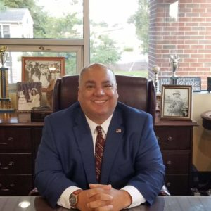Suffolk County Attorney Phillip J. Jusino